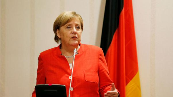 Germany urges Russia to help prevent humanitarian crisis in Syria