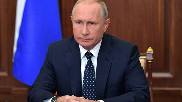 Russia's Putin to meet Vietnam's Nguyen Phu Trong in Sochi on Sept. 6