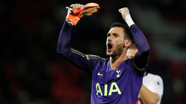 Keeper Lloris out for Tottenham's trip to Watford