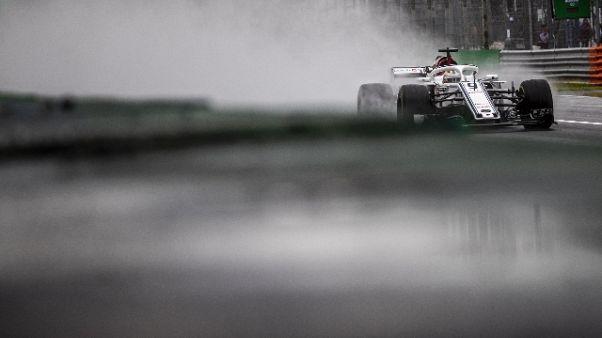 F1: Ericsson ok, le prove libere riprese