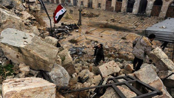 تسلسل زمني-سنوات الدم في سوريا
