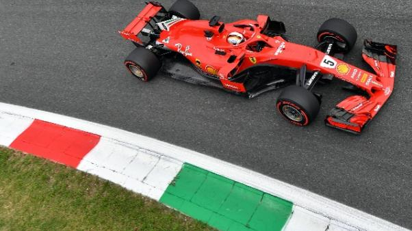 Monza: Ferrari davanti in seconde libere