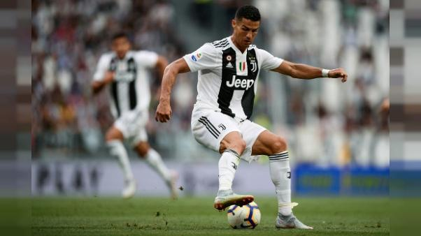 Portugal: Ronaldo se ménage et préfère la Juve à sa sélection