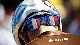 Vuelta: settima tappa a Gallopin