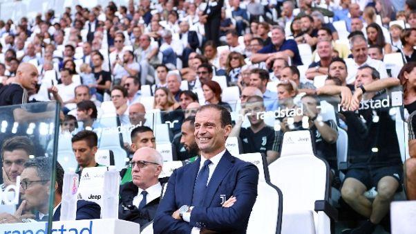 Snai,Juve verso primato girone Champions