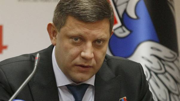 مقتل زعيم المتمردين الموالين لموسكو في شرق أوكرانيا