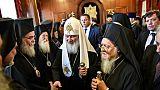 Kirill rencontre Bartholomée pour parler des orthodoxes d'Ukraine