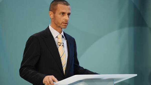 UEFA president wants only one European bid for 2030 World Cup