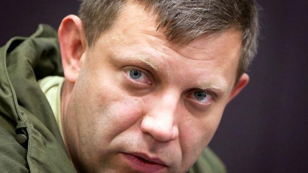 أوكرانيا تلقي مسؤولية مقتل زعيم انفصالي على خلاف بين المتمردين وروسيا