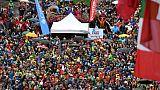 2300 coureurs au départ de l'Ultra Trail du Mont-Blanc le 21 août 2018