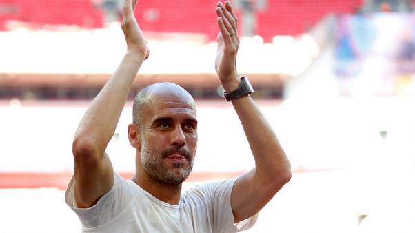Guardiola hopeful that City can rebound against Newcastle