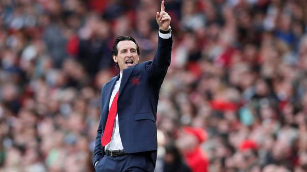 Arsenal must embrace long European trips, says Emery