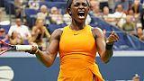 US Open: en attendant Serena et Venus, Stephens musèle Azarenka