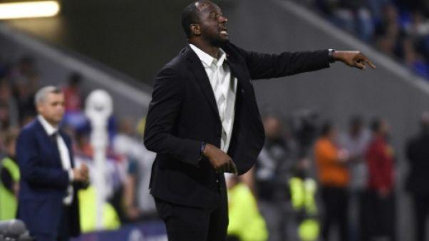 Ligue 1: première victoire pour l'entraîneur Patrick Vieira avec Nice à Lyon (1-0)