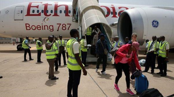 تشاد توقع اتفاقية مع الخطوط الجوية الإثيوبية لإطلاق ناقلة  وطنية