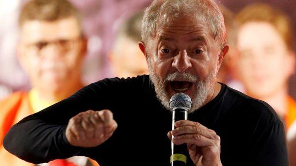 محكمة انتخابية في البرازيل تمنع لولا من خوض سباق الرئاسة