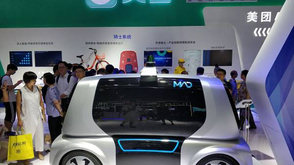 China's Meituan Dianping sets HK IPO valuation at up to $55 billion - sources