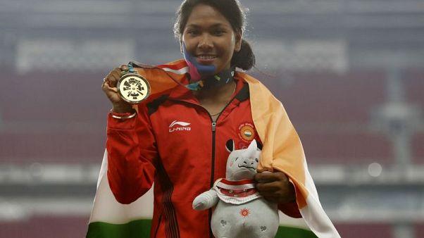 The alchemist behind India's heptathlon gold