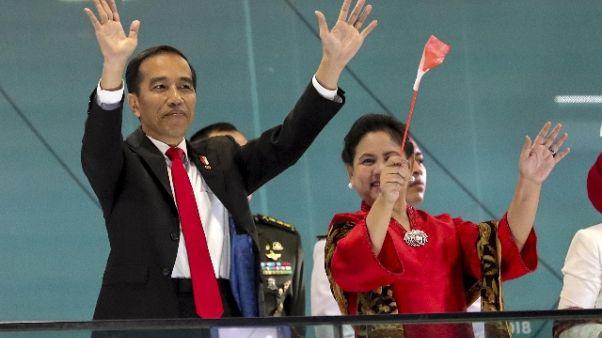 Indonesia si candiderà per Giochi 2032