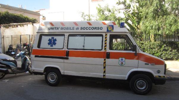 Con auto su vicini, una morta e 7 feriti