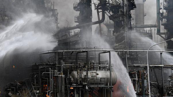 Fire at Germany's Vohburg refinery under control, investigation underway