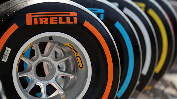 Pirelli faces competition for F1 tyre tender