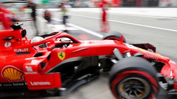 Vettel fastest in final Italian GP practise