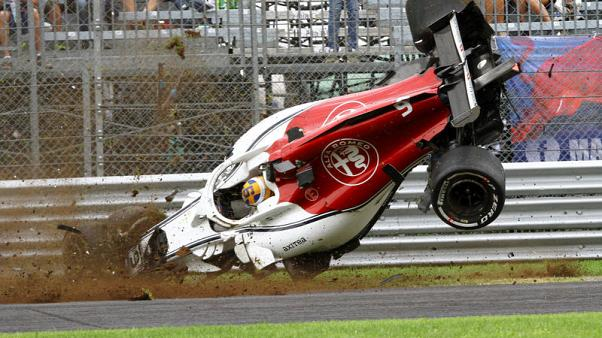 Sauber fix 'small flaw' after Ericsson crash