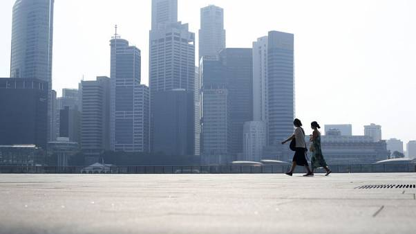 Agreement on world's biggest trade deal set for November, Singapore says