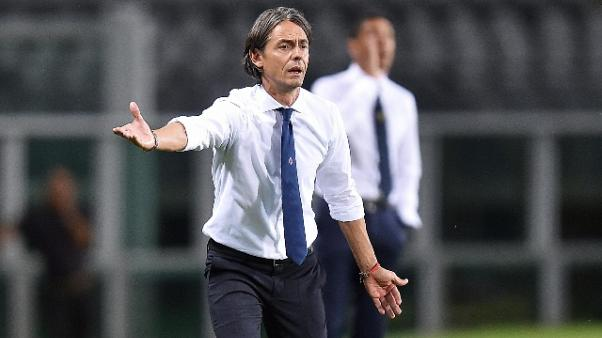 Lazio: Inzaghi, paghiamo ancora scorie