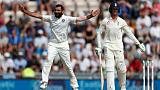 India strike just before lunch to halt England fightback