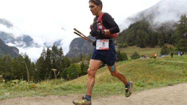 Ultra Trail du Mont Blanc: Thévenard enlève une 3e victoire