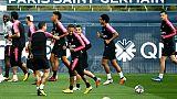 Nîmes-PSG: Neymar en N.10