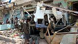 Raid ayant tué 40 enfants au Yémen: la coalition promet des sanctions