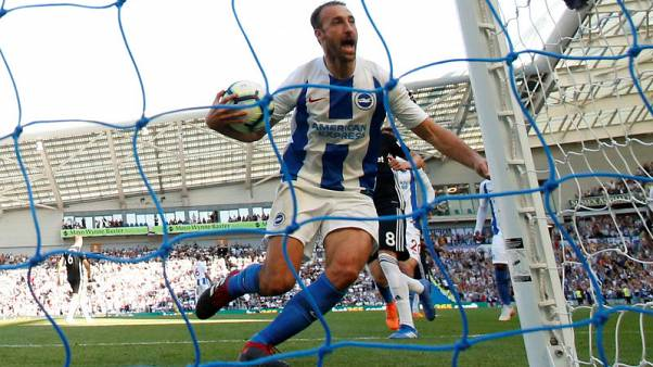 Two-goal Murray sparks Brighton comeback in draw with Fulham