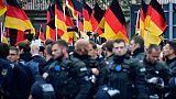 Allemagne: neuf blessés lors d'un face-à-face entre pro et anti-étrangers à Chemnitz