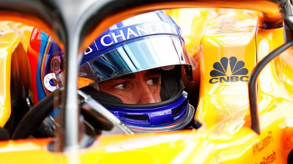 Alonso thinks he's a god, says angry Magnussen