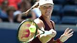 US Open: Bertens chute au 3e tour