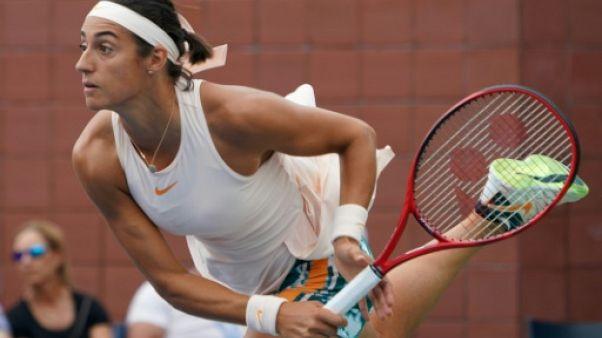 US Open: Garcia éliminée dès le 3e tour, plus de Française en lice