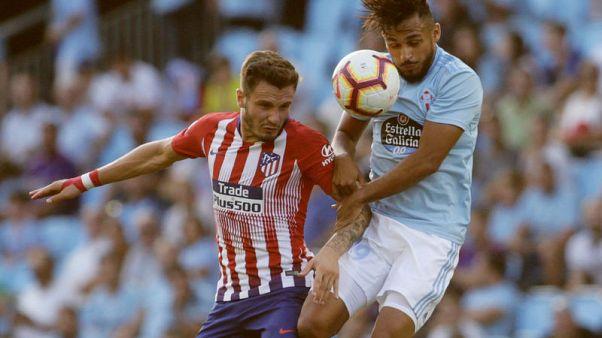 Atletico slide to surprise defeat at Celta