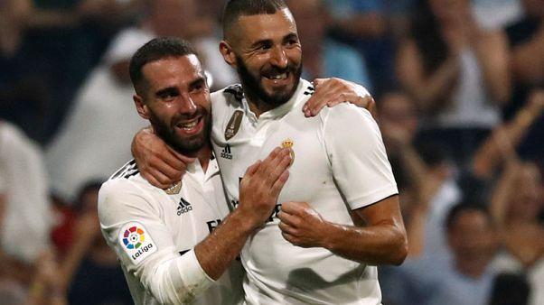 ريال مدريد يسحق ليجانيس ويواصل انطلاقته المثالية