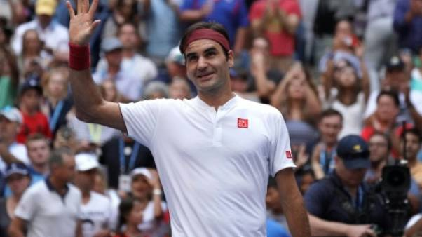 US Open: Federer négocie parfaitement la menace Kyrgios