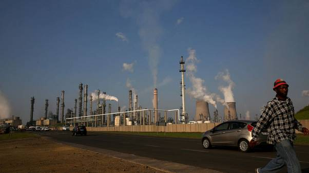 White workers at South Africa's Sasol to strike over black share scheme