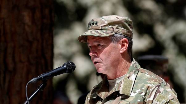 New U.S. general arrives in Afghanistan with peace still distant
