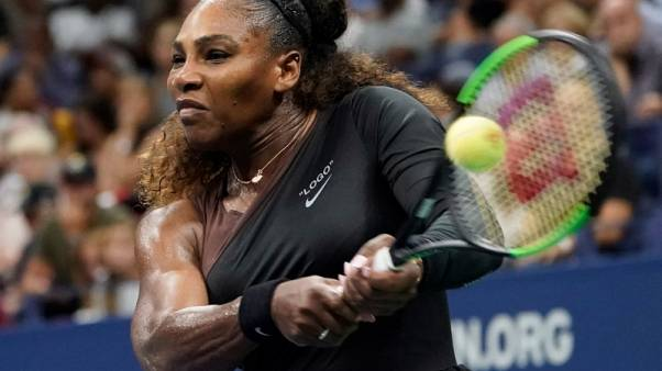 Williams squares off against Kanepi on U.S. Open day seven