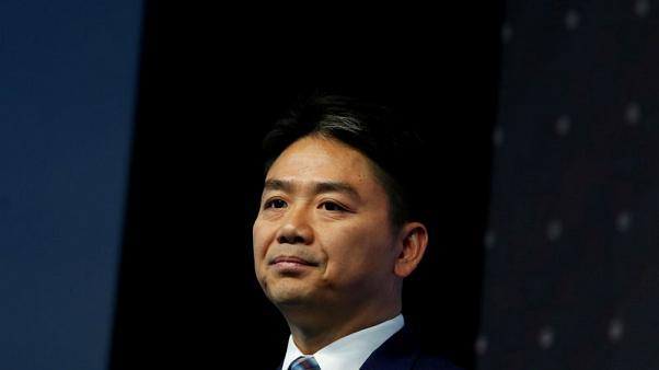 JD.com CEO released after U.S. arrest; firm says he was falsely accused