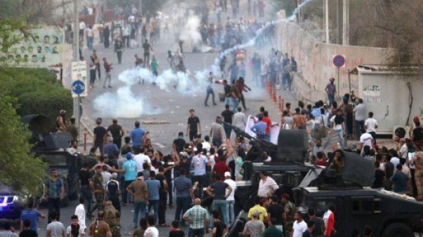 Irak: troubles près d'infrastructures stratégiques dans une région pétrolière