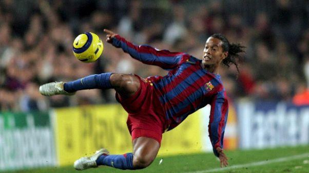 """Ronaldinho: """"Messi è il re indiscusso"""""""