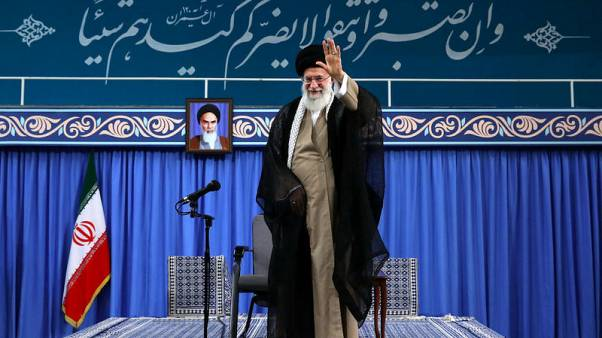 Khamenei says war unlikely but urges boosting Iran's defences