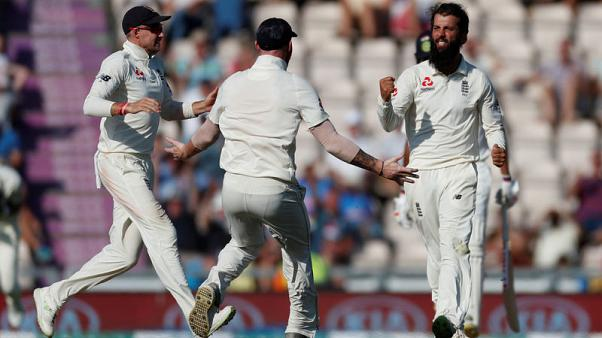England beat India in fourth test to win series